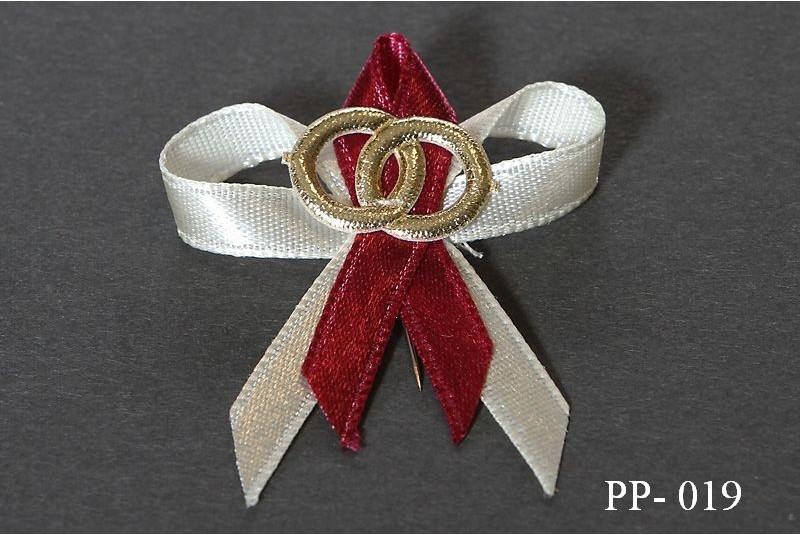 Kokardka dla gości PP- 019  opakowanie 100 szt
